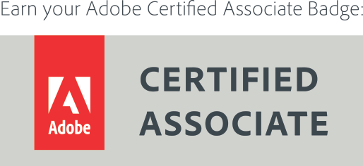 Adobe Certified Associate Logo